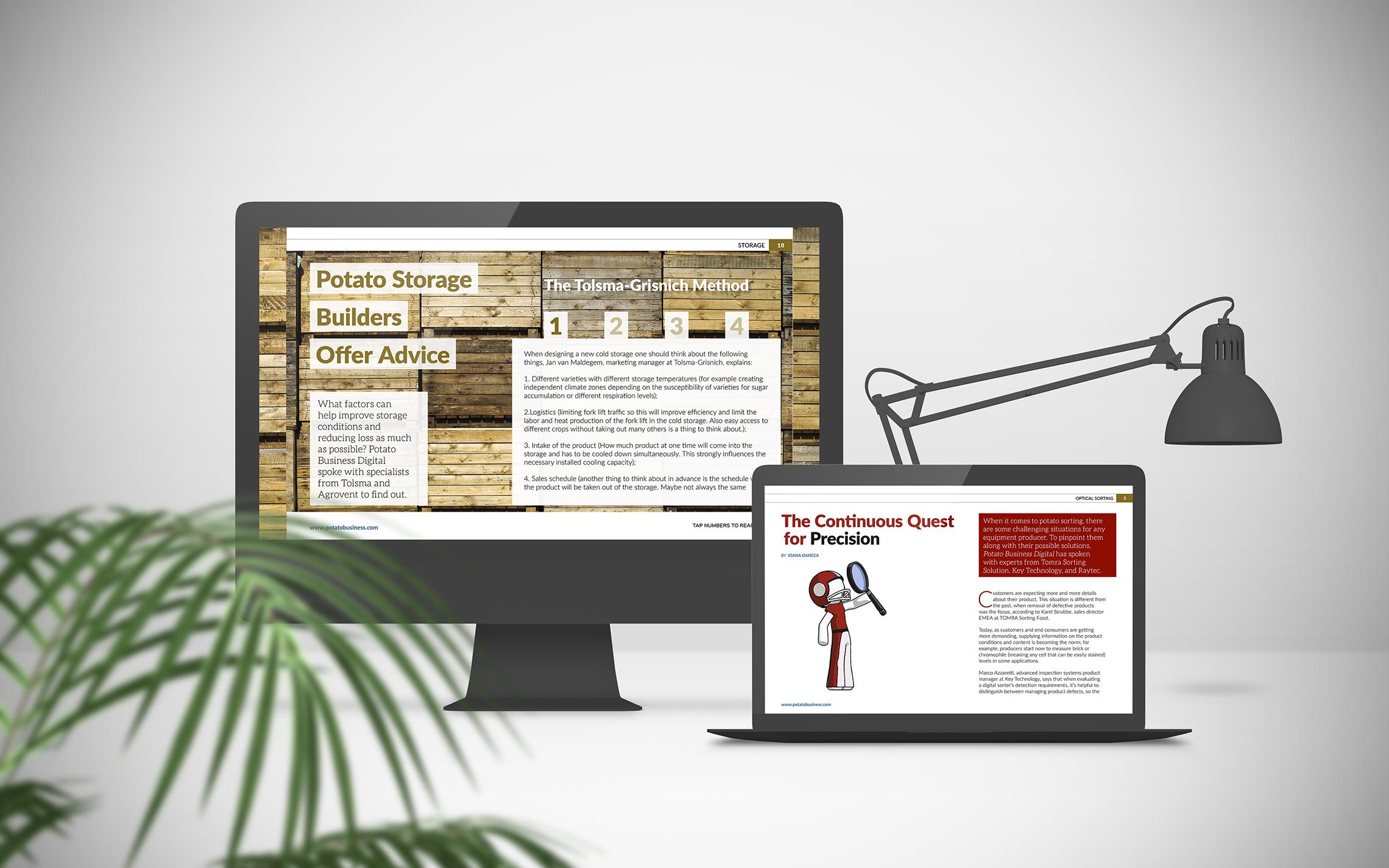 Digital magazines – design & production   emondo design